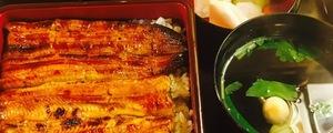 恵比寿「松川」〜自分へのご褒美は鰻屋で