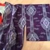 【洗】袷の着物を解き始めました!まずは片袖!