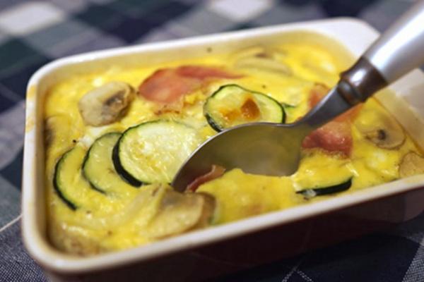 【レシピ動画付!】低糖質レシピでもボリュームたっぷりで満足! スペイン風オムレツ