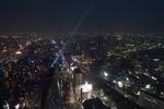 高さ220メートルから名古屋の夜景を一望! 超高層ビル・ミッドランドスクエアの「スカイプロムナード」で夜景を見てきた!