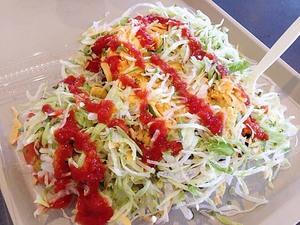 それなんてラーメン二郎?タコライス発祥「キングタコス金武本店」の元祖タコライスチーズ野菜の盛りっぷりがハンパない