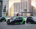 充電時間短縮!スマート電気自動車 フォーツー / フォーフォー 「エレクトリックドライブ」