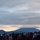今度は大祭がみたくて登る七面山