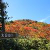 【安達太良山】ロープウェイで行く楽々紅葉狩り、真っ赤に燃え上がる乳首を目指す山旅