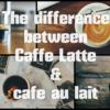 「カフェ・ラテ」と「カフェ・オ・レ」の違いはたったこれだけ?!今更聞けないコーヒー雑学