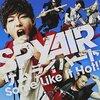 SPYAIR 新曲『サムライハート』公式YouTubeフル動画PVMVミュージックビデオ、スパイエアー、Some Like It Hot!!