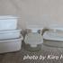 野田琺瑯を追加購入。我が家の作り置きに活躍している容器たち