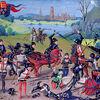 軽装のチェインメイルや重装の甲冑たち、時代によって活躍したイギリスの鎧