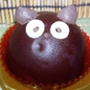 今日から4日間限定!! セブンのハロウィン黒猫チョコケーキ