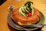 濃厚な抹茶風味、「抹茶シロノワール」! コメダ珈琲の系列店「おかげ庵」に行ってきました。