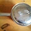 【ナチュラルクリーニング】焦げ付いたお鍋を重曹とアクリルタワシでピカピカにしました♪