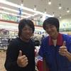 番外編 沼津店に平和卓也さんが来店されました!!