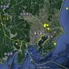 【地震】関東(茨城県・千葉県)で地震が頻発~首都圏直下M7級の前兆??