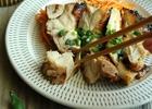 鶏肉の生姜みそ漬け焼き