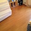 床の模様替え