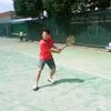 【ユーザーボイス】医学生として勉学に多忙の中、効率的にテニスを上達するためにスマートテニスセンサーを活用する石倉さん
