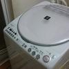 洗濯機の脱水不調( ;∀;) Vベルト調整むなしく、日立ビートウォッシュ洗濯機を購入!!
