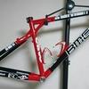 【MTB】マウンテンバイクの組立 《軽量》BMCのフレームにパーツを移植