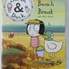 Sarah & Duck(サラとダックン) 新作DVD Beach Break and the other stories
