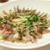 【釣魚レシピ】市販のスパイスセットでお手軽に「豆アジのカルパッチョ」