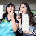 凍らせた牛乳をミキサーで砕くだけ!超簡単な「氷牛乳のフラッペ」【西原理恵子と枝元なほみのおかん飯】