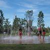 親子で癒される水遊びスポット!芝浦中央公園に毎日でも行きたい。