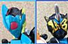 【食玩ゼロワンRISER 04】AI 01にバイティングシャーク見参!!更にゲイツビビルアーマーも大公開!!の画像