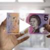 """オーストラリアの新5ドル札は""""透明"""""""