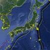 【体感】「夫婦シンクロ頭痛体感」は9/26浦河沖M5.5と沖縄本島近海M5.6の前兆だったか?
