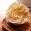 「桃のカルボナーラ」かき氷が秀逸!「イタリアンかき氷」とは:笹塚「シロッポ」&「ジーロ」