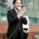 2016年06月22日 田中康夫事務所前 第一声
