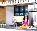日本の金融ウーマンが、40代でNYの人気料理家へ転身。再婚・出産を経て、新たな人生を切り開いた生き方とは?