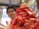 まぐろのメッカ清水港で出会った!日本一の超デカ盛りまぐろ丼「赤富士丼」!