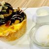 大阪道頓堀のPABLOでたこ焼きチーズタルトを食べてきました♫