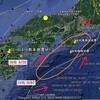【鳥取地震】南海トラフ地震へ繋がる可能性はあるか?+台風が南海トラフ付近を避けて通った?