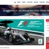 F1GPマレーシアのチケットを購入、セパンサーキットHPより。初の海外チケット購入は少し時間がかかったが無事購入できた
