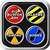 Big Button Box: Alarms, Sirens & Horns - sound fx
