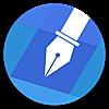 Blue Sketch - 手書きで素早くアイデアをメモ