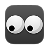 Eyeballs at Menu Bar