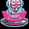 【ラインレンジャー】エース傭兵ムーンのステータス