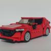 【レゴ自作】MAZDA3作ってみた