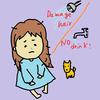 タイマッサージと髪の毛バサバサ問題。ちょっと得するプチ情報