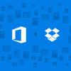 MicrosoftとDropbox、戦略的パートナーシップ発表~DropboxとOffice統合