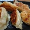 鶏むね肉とチーズのヘルシー餃子。