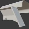 Blender 2.9でジープを作る その9。~フェンダーの制作4~【Blender #557】