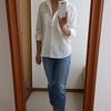 本当に似合う白シャツに出会うのは数年に一度だけ