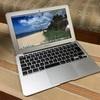MacBookAirを修理しました