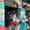 老舗タイスイーツ専門店ラーン・ルンデーンでグルアイブアチーを食べた@旧市街