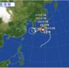 台風12号本州直撃中!JONGDARI(ジョンダリ)台風の影響で欠航や遅延が沢山出ましたw