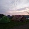 桂島キャンプ 二日目
